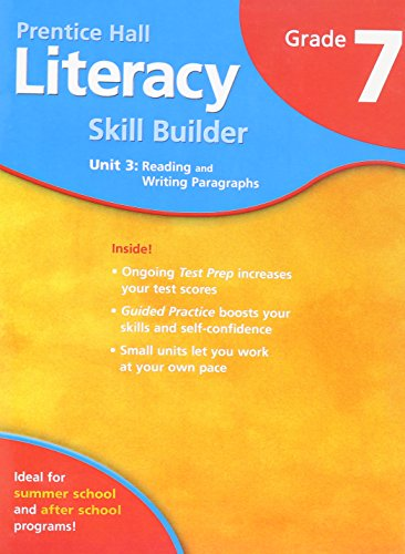 LANGUAGE ARTS SUMMER SCHOOL PROGRAM LITERACY SKILL: PRENTICE HALL