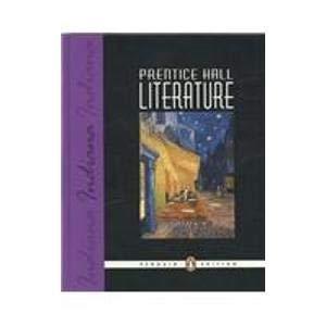 9780132008044: Prentice Hall Literature Penguin Indiana Edition