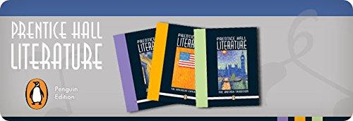 Prentice Hall Literature Indiana Penguin Edition Grade: Pearson Prentice Hall