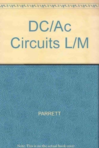 9780132008907: DC/AC Circuits L/M