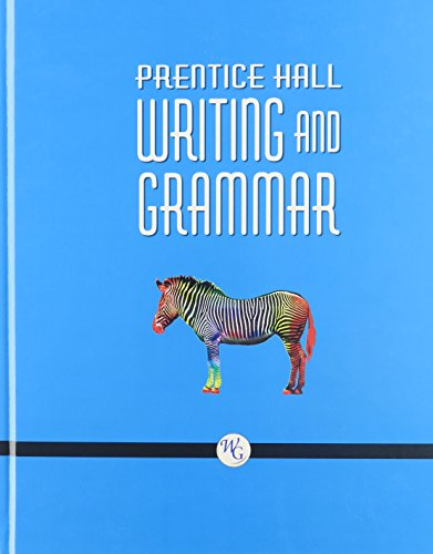 9780132009614: Writing and Grammar Student Edition Grade 7 Textbook 2008c