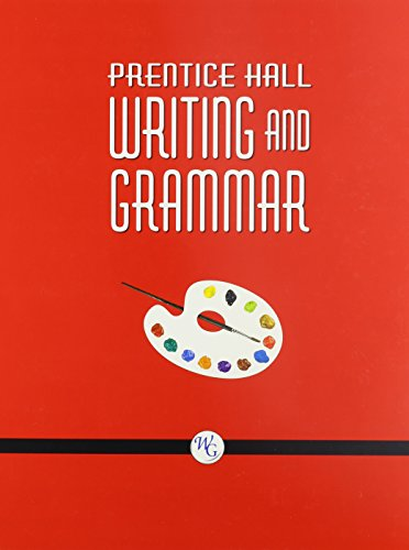 9780132009621: WRITING AND GRAMMAR STUDENT EDITION GRADE 8 TEXTBOOK 2008C