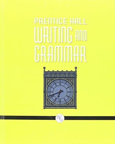 9780132009676: WRITING AND GRAMMAR STUDENT EDITION GRADE 12 TXT 2008C