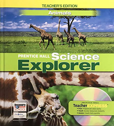 9780132011631: Animals 'Teacher's Edition' (Series B)