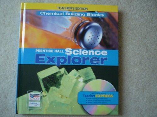 Chemical Building Blocks 'Teacher's Edition' (Series K): Frank, Ph.D. David V.