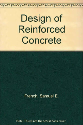 9780132012034: Design of Reinforced Concrete