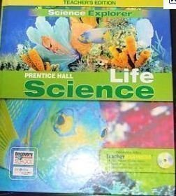 9780132012454: Teacher's Edition Science Explorer Prentice Hall Life Science