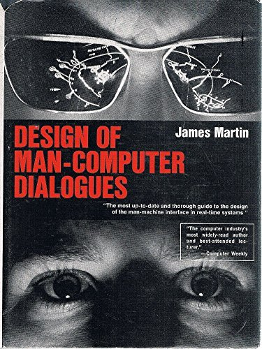 9780132012515: Design of Man-Computer Dialogues (Prentice-Hall series in automatic computation)