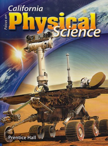 9780132012706: Focus on Physical Science California Edition (California Science Explorer)