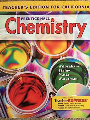 9780132013055: CHEMISTRY-CALIFORNIA >TEACHERS
