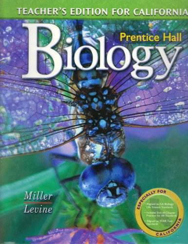 9780132013536: Biology California Teacher Edition