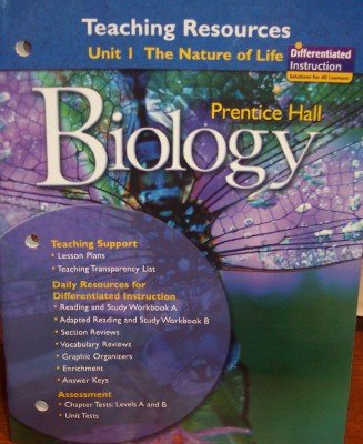 Prentice Hall Biology Teaching Resources