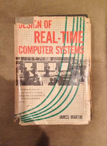 9780132014007: Design of Real-time Computer Systems (Automatic Computation)