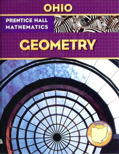 9780132016049: Prentice Hall Mathematics - Geometry - Ohio Student Edition