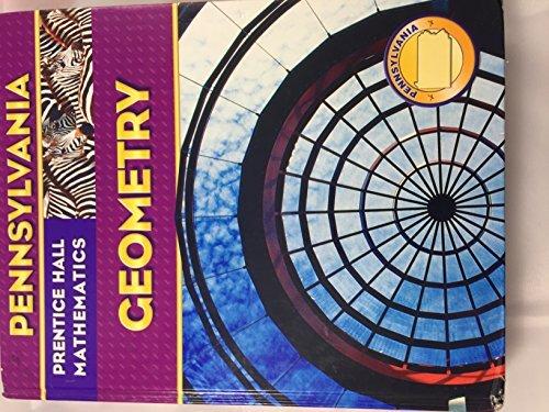 9780132016063: Geometry: PA Edition (Prentice Hall Mathematics, Geometry: PA Edition)