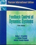 9780132016124: Feedback Control of Dynamic Systems (Feedback Control of Dynamic Systems, Pearson International Edit