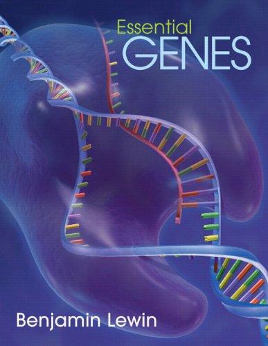 Essential Genes: Lewin, Benjamin