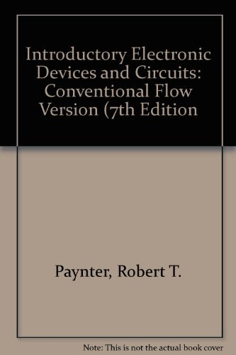 9780132016421: Introductory Electronic Devices and Circuits: Conventional Flow Version (7th Edition