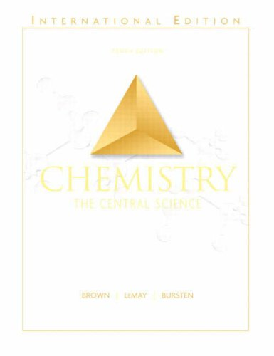 9780132017176: Chemistry: The Central Science
