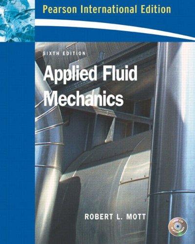 9780132017213: Applied Fluid Mechanics