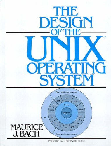 9780132017572: Design of the UNIX Operating System: International Edition (Prentice-Hall software series)
