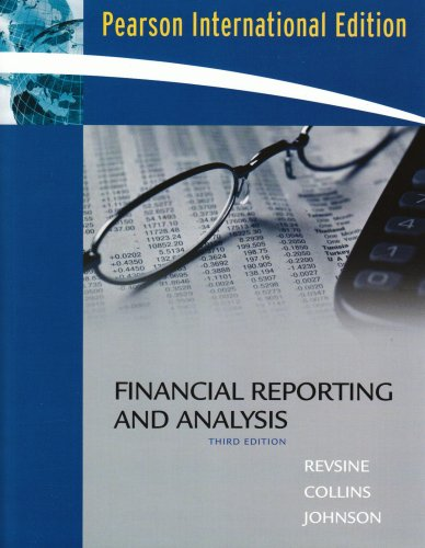 9780132017886: Financial Reporting and Analysis
