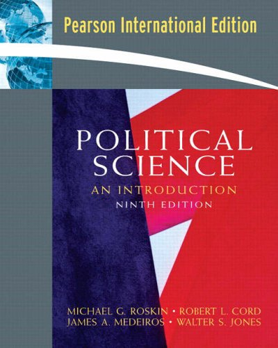 9780132018128: Political Science: An Introduction
