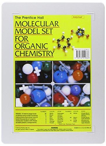 9780132019866: Organic Chemistry Molecular Model Set: Molecular Model Set