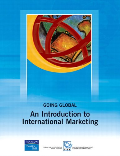 9780132019941: An Introduction to International Marketing