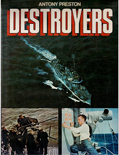 9780132021272: Destroyers