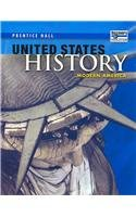 9780132025584: United States History National Modern America Student Edition 2008c