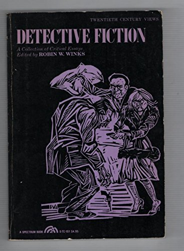 9780132026710: Detective Fiction: A Collection of Critical Essays