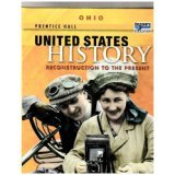 9780132027663: United States History Reconstruction to the Present (Ohio)