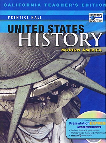 9780132027762: Prentice Hall United States History Teacher's Edition