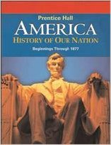 9780132028127: America: History of Our Nation (Louisiana Edition)