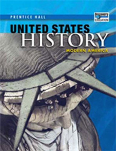 9780132028516: Prentice Hall US History: Modern America Edition: Student Edition with Reading and Note Taking Study Guide (NATL)