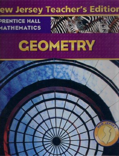 9780132029322: Geometry (New Jersey Teacher's Edition) (Prentice Hall Mathematics)