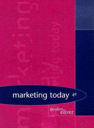 9780132030014: Marketing Today (4th Edition)