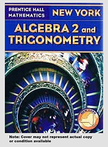 Prentice Hall Mathematics, New York Algebra 2