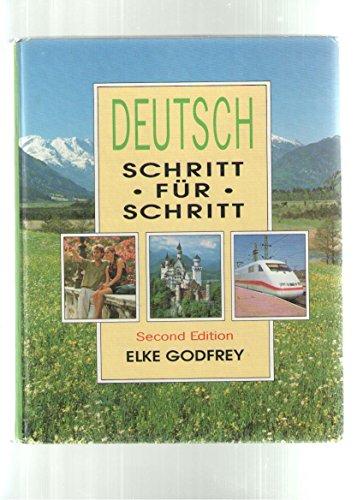 Deutsch: Schritt für Schritt, 2nd Edition (German: Elke Godfrey