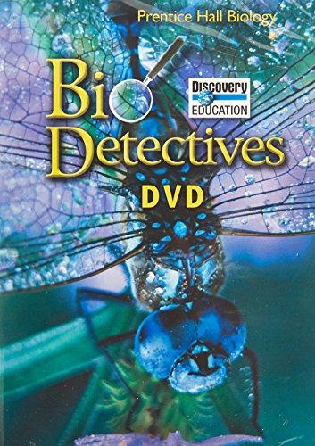 9780132034180: MILLER LEVINE PRENTICE HALL BIOLOGY BIODETECTIVES DVD 2008C
