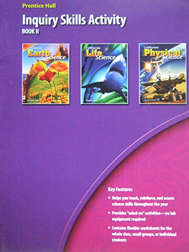 9780132034364: Prentice Hall Inquiry Skills Activity (Book II)