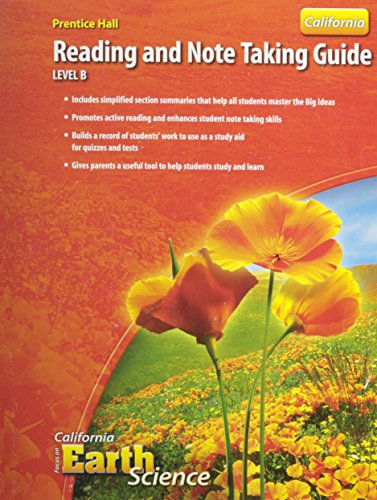 9780132034395 focus on earth science reading and note taking guide rh abebooks com reading and note taking guide level a reading and note taking guide level a answers earth science