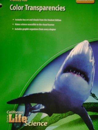 9780132034531: PH CA Focus On Life Science Color Transparencies (P)(CA)