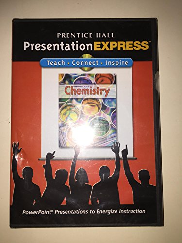 9780132035040: PRENTICE HALL CHEMISTRY PRESENTATION EXPRESS 2008C
