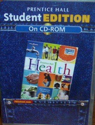 9780132035217: PRENTICE HALL HEALTH TEXTBOOK ON CD 2007C
