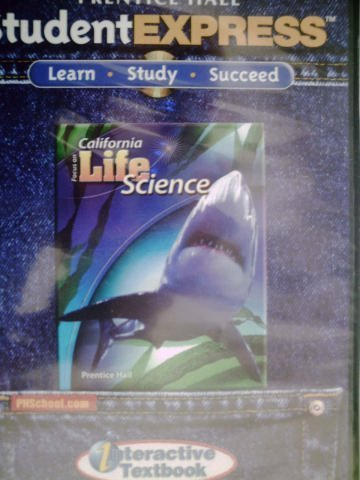 9780132035415: CA Focus on Life Science StudentExpress Interactive CD