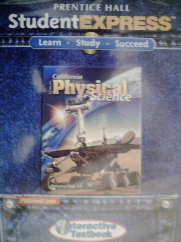 9780132035422: CA Focus On Physical Science StudentExpress Interactive CD