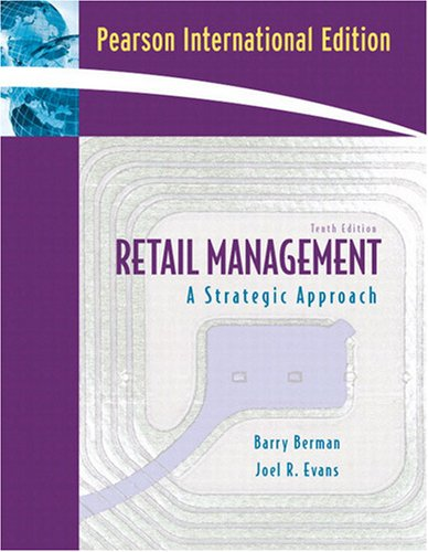 9780132037921: Retail Management
