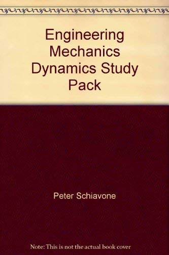 9780132038102: Engineering Mechanics Dynamics Study Pack
